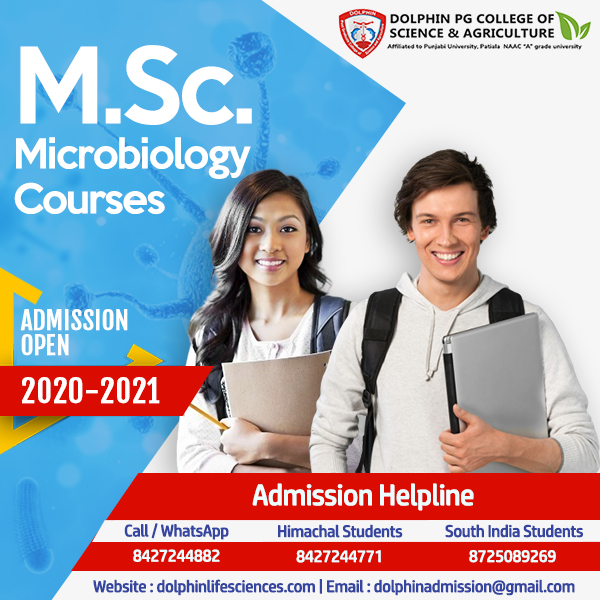 MSC Microbiology Colleges In India