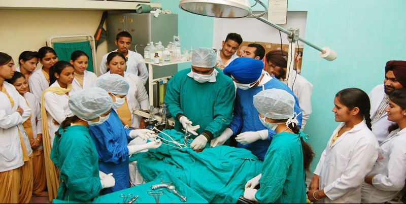 Top Operation Theater Colleges in Kerala