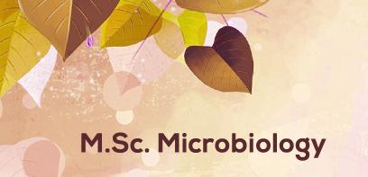 MSc Microbiology Colleges in J&K